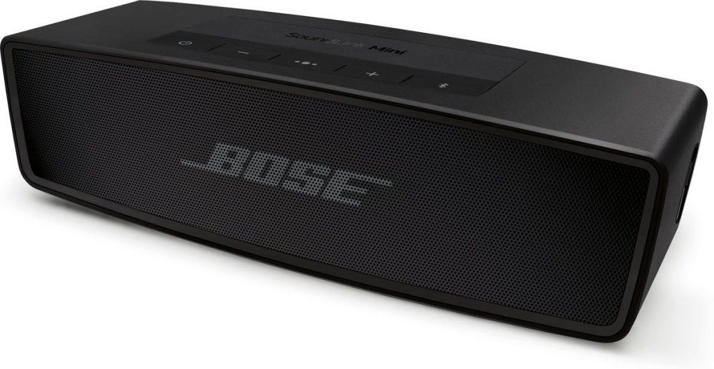 Zijkant Bose SoundLink Mini 2