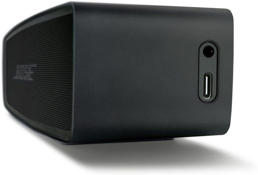 Bose SoundLink Mini 2 zijkant