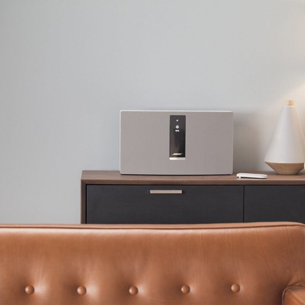 Bose SoundTouch 30 series 3 op kast