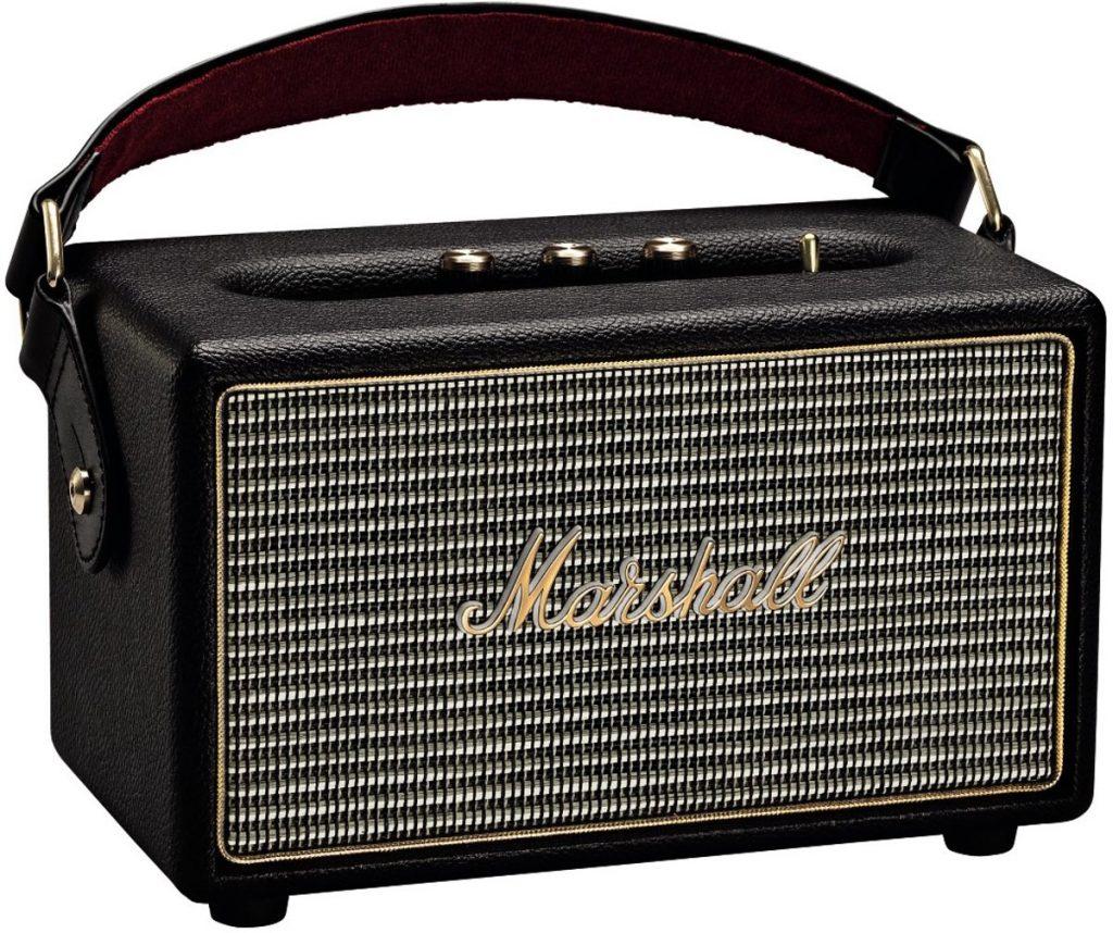 Marshall Kilburn draagbare Bluetooth beste draadloze speaker