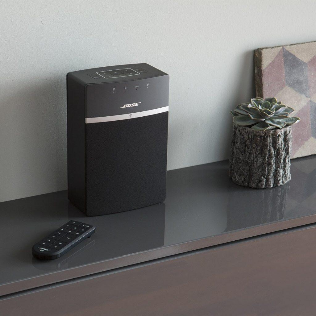Bose SoundTouch 10 op dressoir