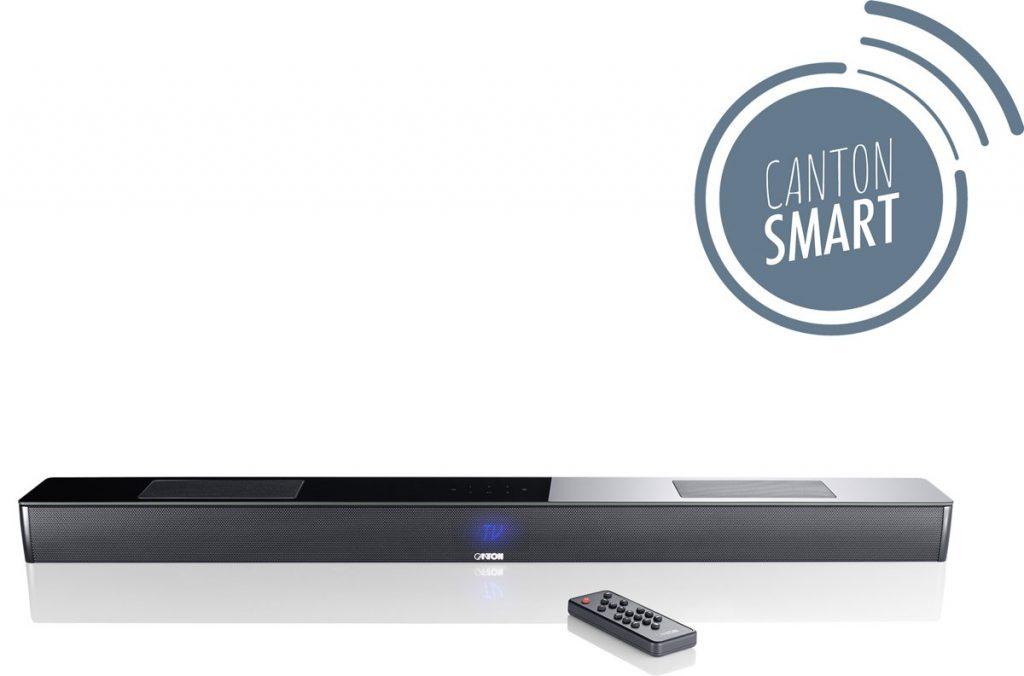 Canton Smart Soundbar 10 Review: Voorkant