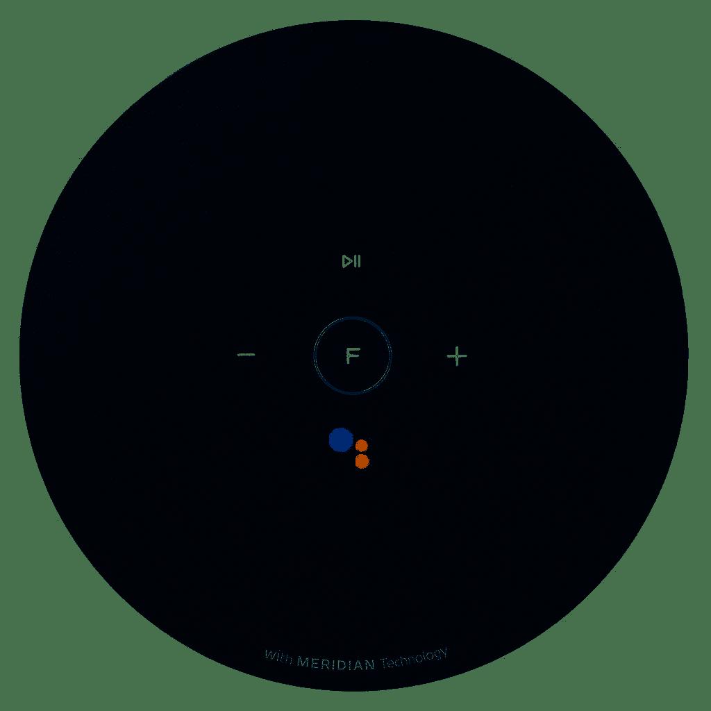 LG WK7 Review: Bovenkant