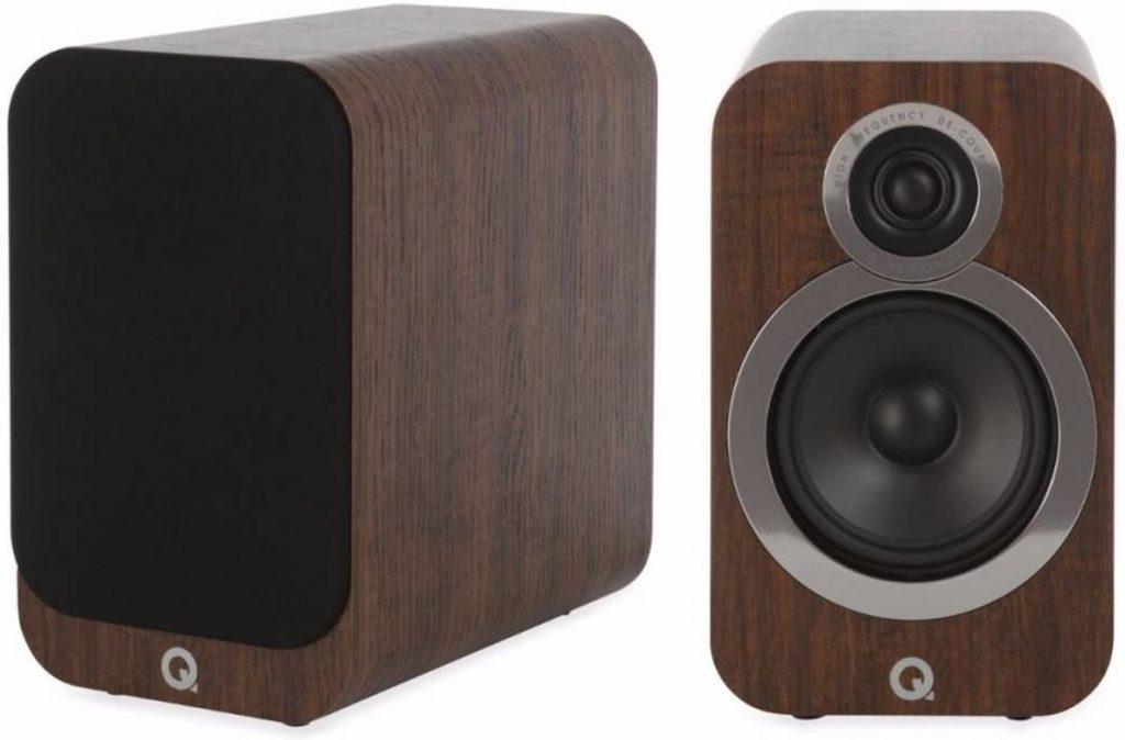 Q Acoustics 3020i review; voorkant