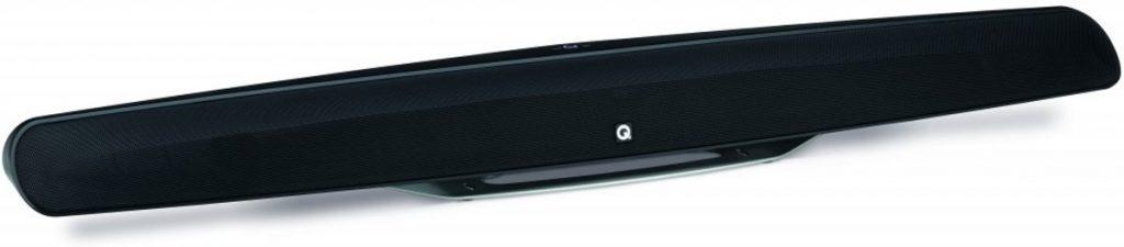 Beste budget Soundbase en Soundbars van 2020 - Q Acoustics M3 Voorkant