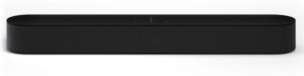 Sonos Beam Review; voorkant