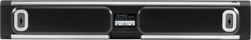 Sonos Playbar onderkant