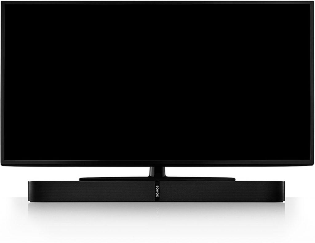 Sonos Playbase onder tv