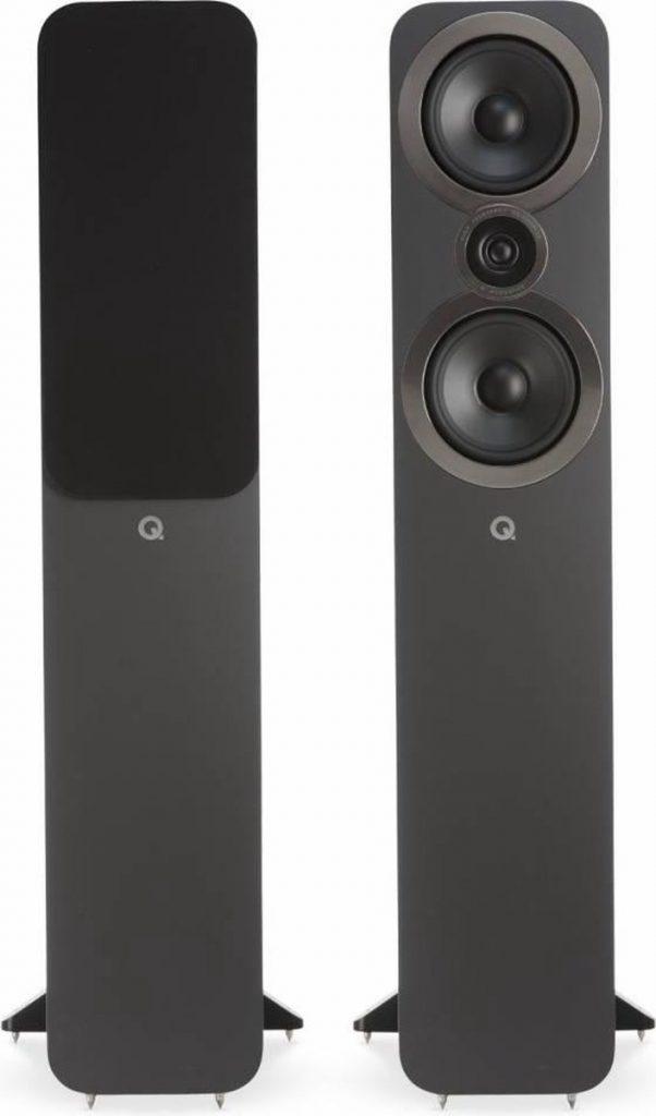 Beste home cinema systemen van 2020: Q Acoustics 3050i