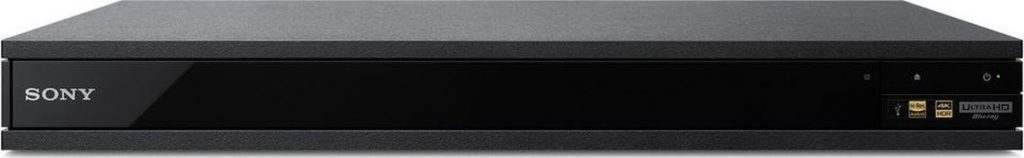 Sony UBP-X800M2 voorkant