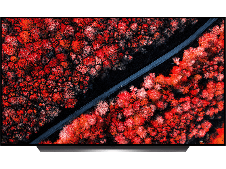LG OLED65C9PLA Review - Voorkant