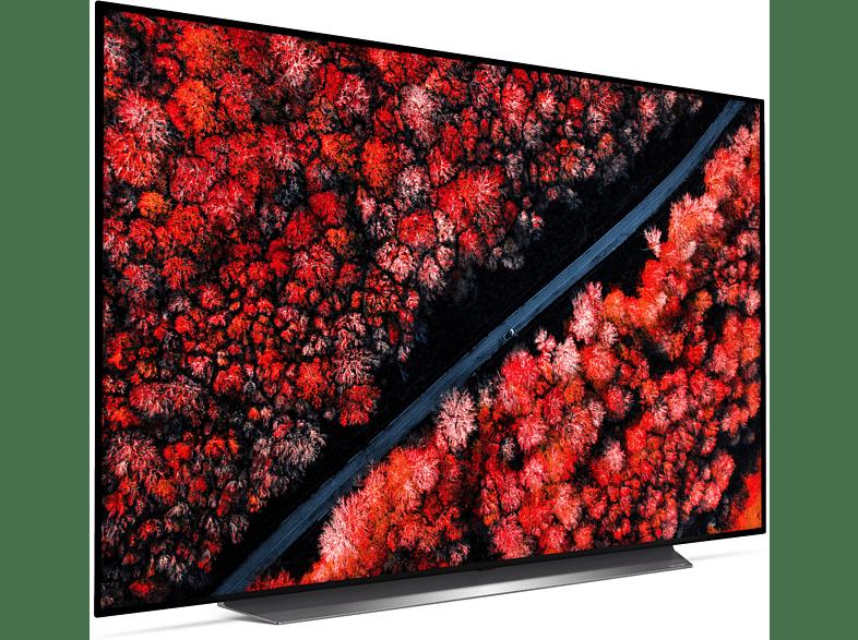 LG OLED65C9PLA review - Zijkant