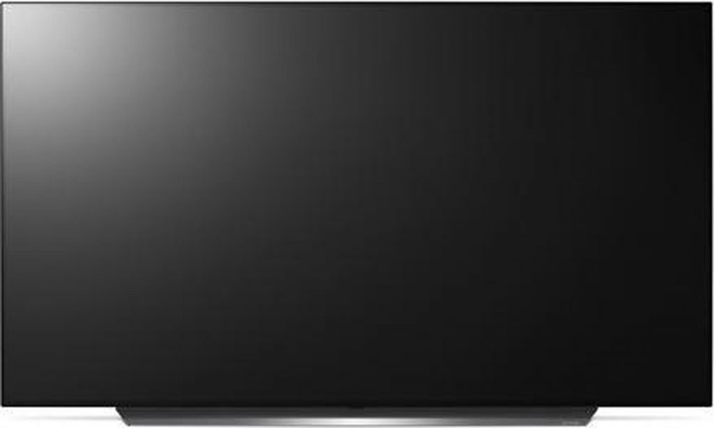 LG OLED55CX 55-inch OLED TV Review - Voorkant