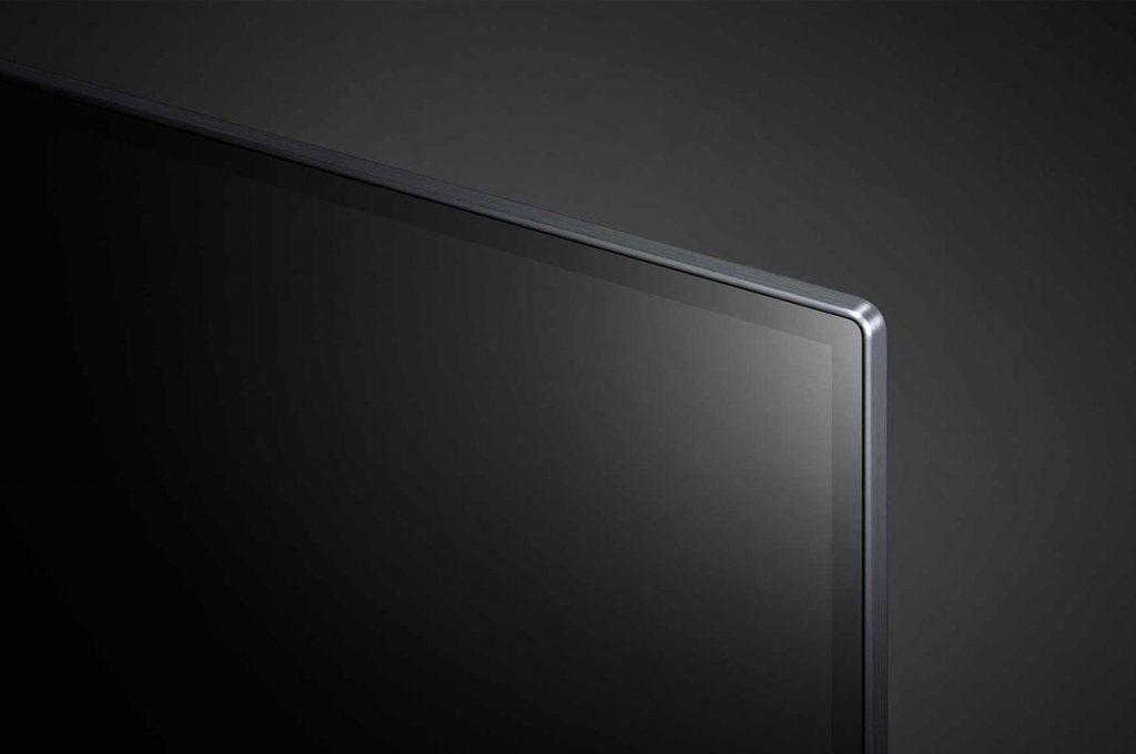LG OLED65GX6LA Review - Zijkant