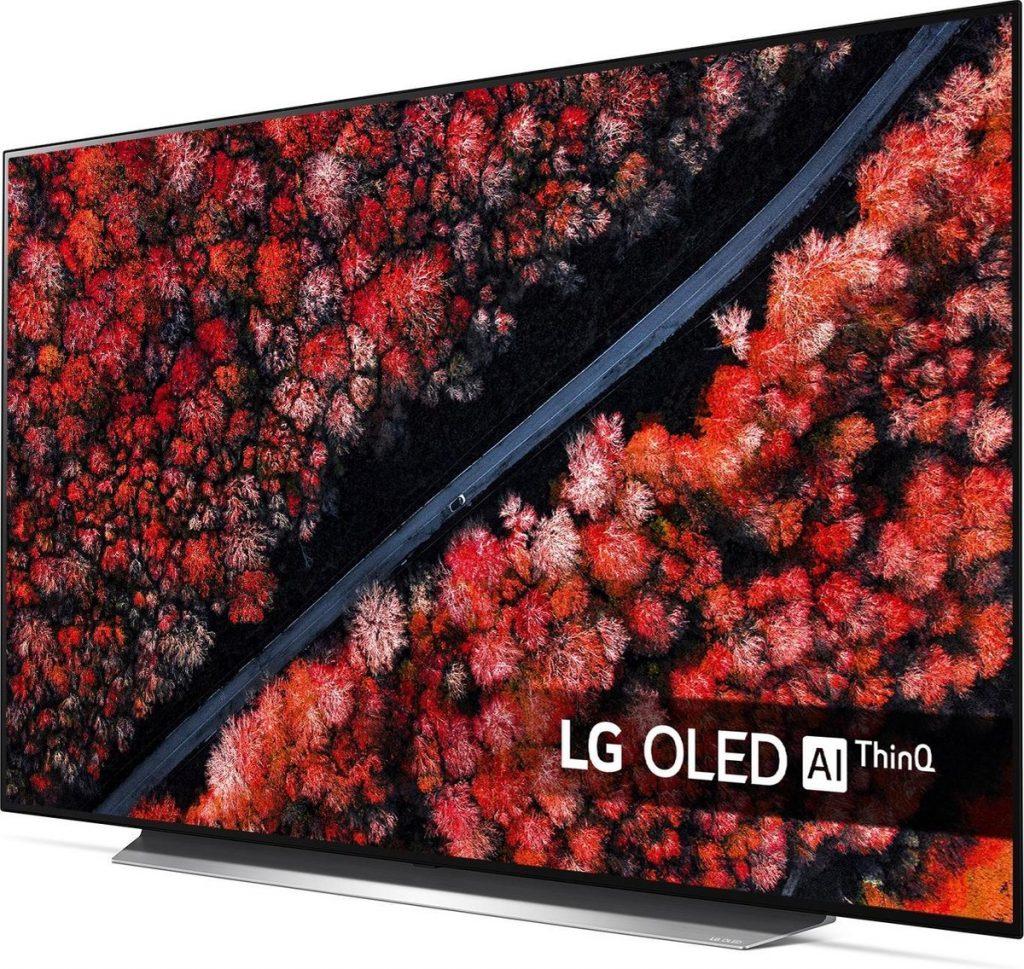 LG OLED55C9PLA Review - Zijkant