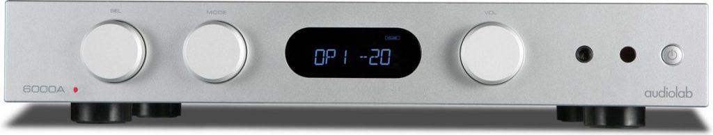 Beste Stereo Versterkers van 2020: Audiolab 6000A