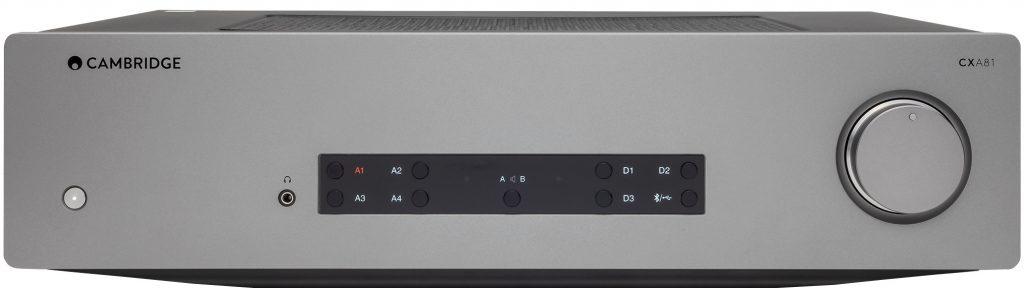 Beste Stereo Versterkers van 2020: Cambridge Audio CXA81