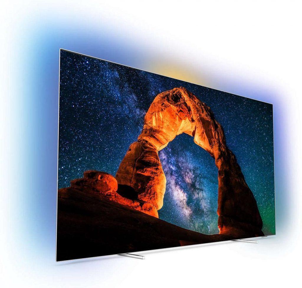 Philips 55OLED803/12 - 4K OLED TV Recensie - Zijkant
