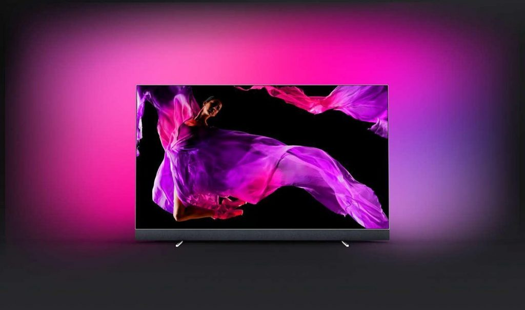 Philips 55OLED903 Review - Voorkant