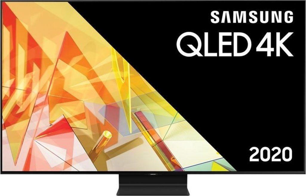 Samsung QE65Q95T - Voorkant