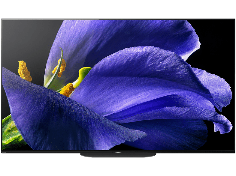 SONY KD-55AG9 Review - Voorkant TV