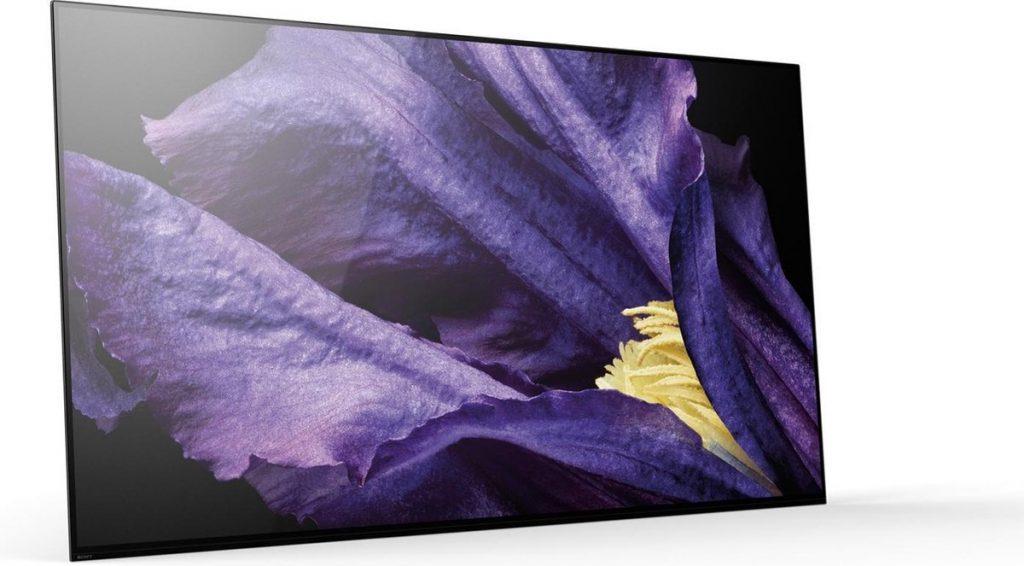 Sony KD-65AF9 review - Zijkant