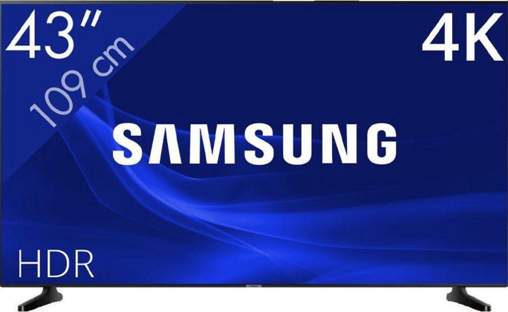 Beste Samsung Televisies 2020 - Samsung UE43RU7020