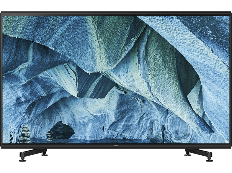 SONY KD-85ZG9 review - Voorkant