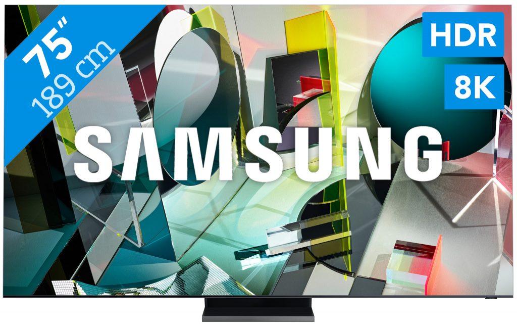Samsung QLED 8K 75Q950TS (2020) review - Voorkant