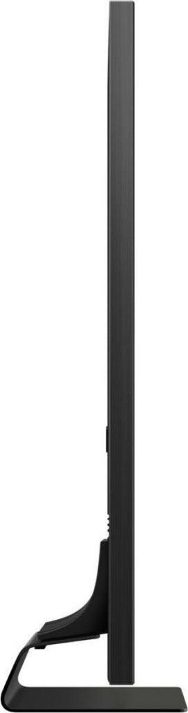 Samsung 4K QLED TV QE55Q90T review - zijkant