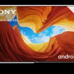 SONY 4K KD-65XH9005