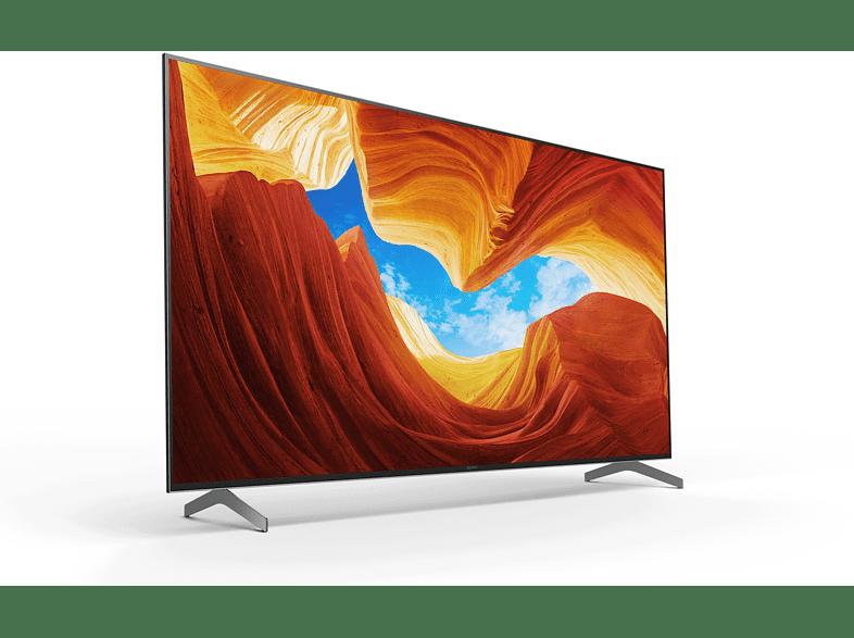 SONY 4K KD-65XH9005 (2020) review - Zijkant