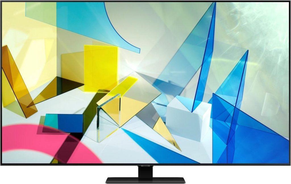 Samsung QE55Q80T - Beste Samsung tv's 2021: budget, premium, QLED, 4K, 8K