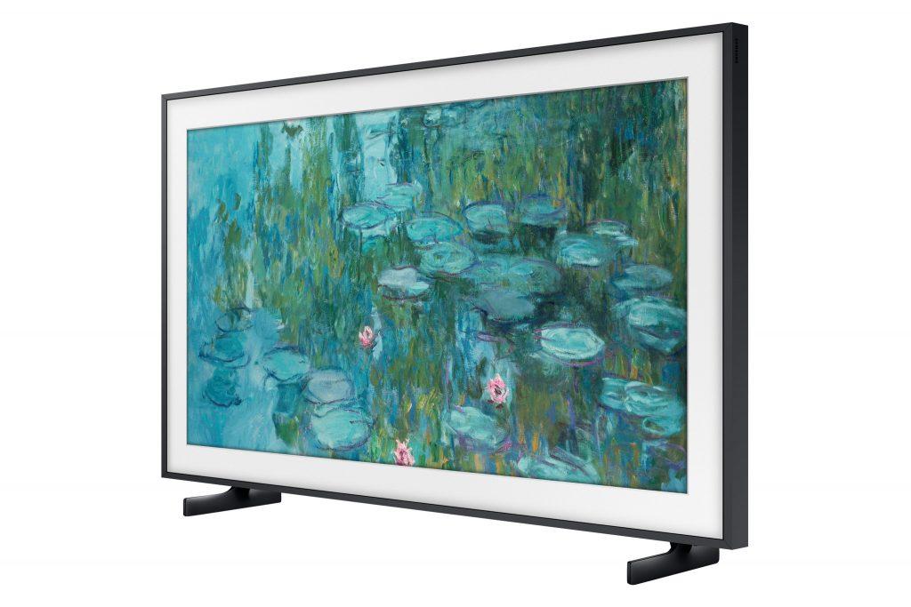 Samsung The Frame 4K UHD TV recensie - Zijkant