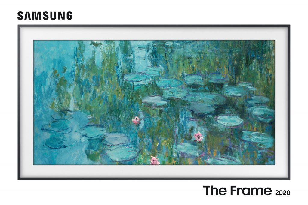Samsung The Frame 4K UHD TV recensie - Voorkant