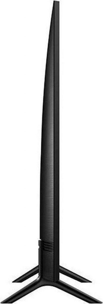 Samsung Q60R QLED 4K TV review - zijkant
