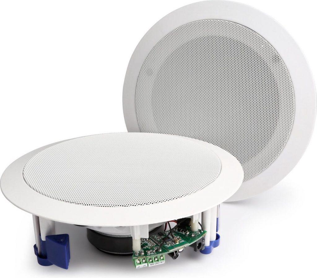 Power Dynamics CSBT65 actieve plafond speakerset met Bluetooth