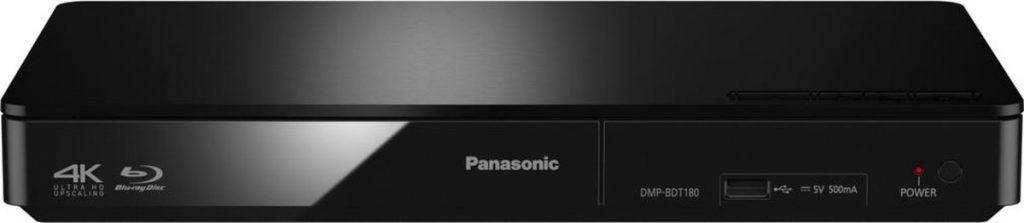 Panasonic DMP-BDT181EF Blu-ray speler Disc 3D
