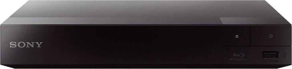 Beste Blu-ray Speler 2021 - Top 10 getest! - Sony BDP-S6700 - 3D Blu-ray-speler met 4K upscaling - Wifi - Smart TV - Zwart