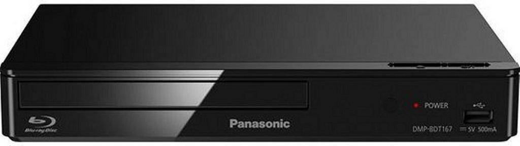 Panasonic DMP-BDT167EG zwart