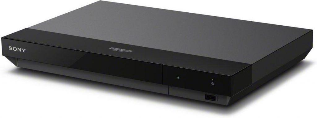 Beste Blu-ray Speler 2021 - Top 10 getest! - Sony UBP-X500 - Blu-Ray-speler - 4K Ultra HD