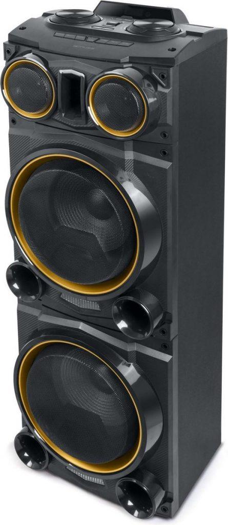 Beste Zuilspeakers 2021 - Top 10 getest! - Muse MB-1987 DJ Party Bluetooth DJ speaker, 800 Watt