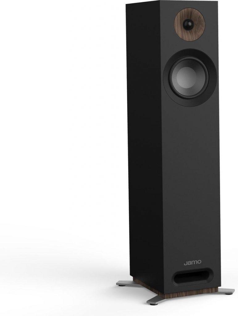 Jamo S 805 Vloerstaande set luidsprekers Zwart
