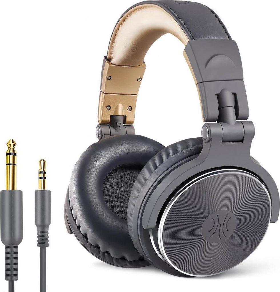 OneOdio Studio Dj Headphone Pro 10 - Over-ear koptelefoon - hoofdtelefoon - dj set - kop telefoon - professionele koptelefoon - muziek studio - dj set mengpaneel - dj Headphones