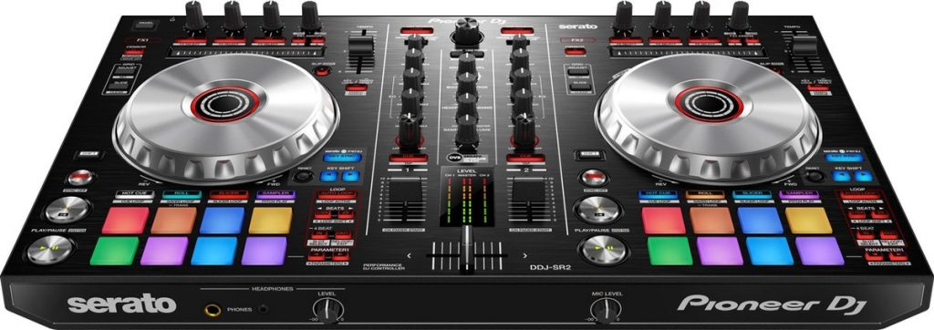 Pioneer DJ DDJ SR2 DJ Controller - 2 kanalen Serato Controller