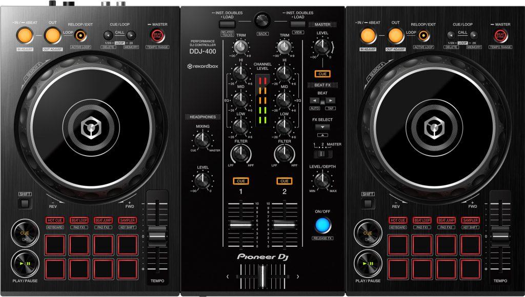 Beste DJ Controller 2021 - Top 10 getest! - Pioneer DDJ-400