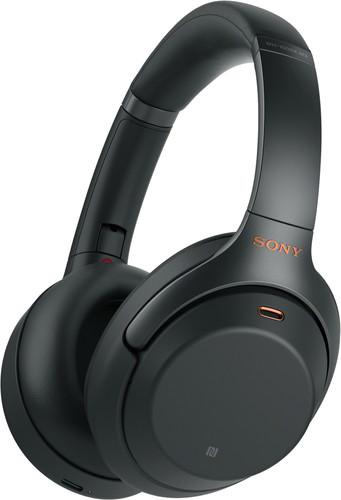 Sony WH-1000XM3 Zwart - Beste draadloze koptelefoon voor tv 2020/2021