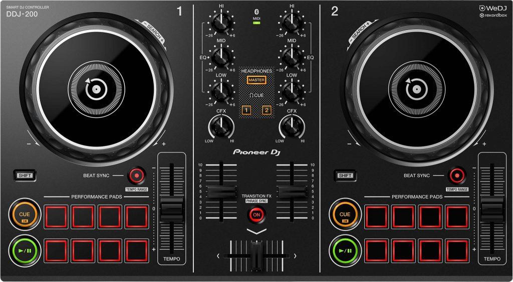 Beste DJ Controller 2021 - Top 10 getest! - Pioneer DDJ-200