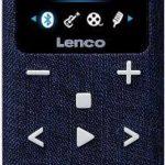 Lenco Xemio-861 MP3-speler met bluetooth - Blauw