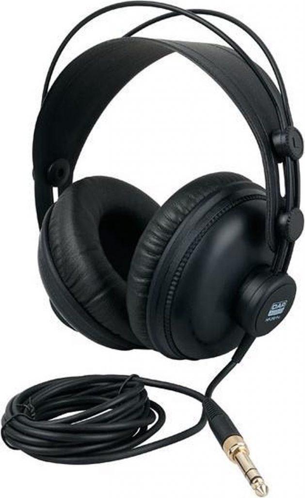 DAP Audio DAP HP-290 Pro, Professionele gesloten hoofdtelefoon Home entertainment - Accessoires